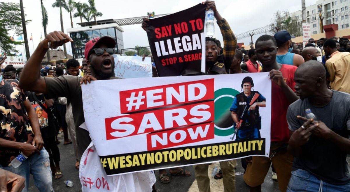 Mobilise globally: Nigerians worldwide protest to #EndSARS, Ethiopia calls upon its diaspora, UK celebrates black history month, and more